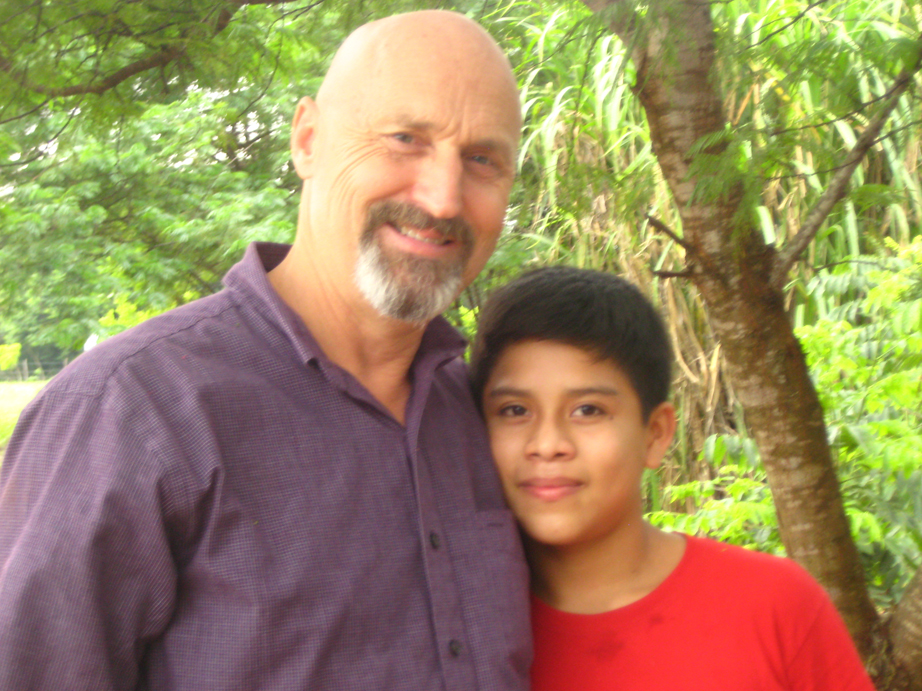Dad y Jordan